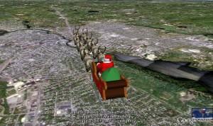 Santa Tracker 2011