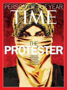 TIME Person of the year, 2011 Person of the year