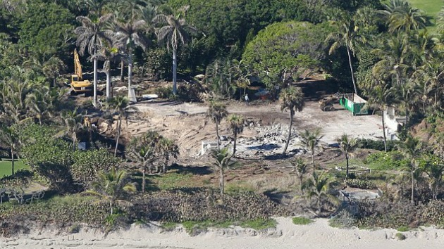 Ex Wife of Tiger Woods demolished 12 million mansion