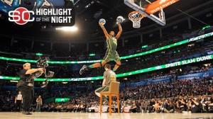 NBA All-Star 2012 Slam dunk winner