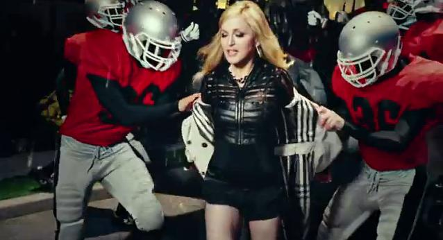 Madonna single Give Me All Your Luvin