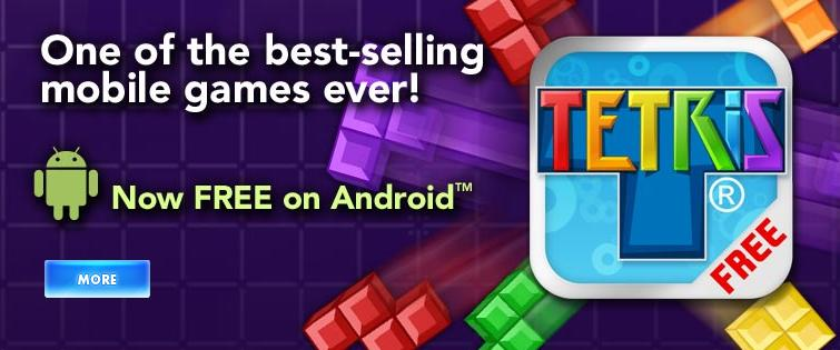 Tetris for Android Android