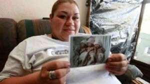 Mexican Woman Pregnant with Nine Babies