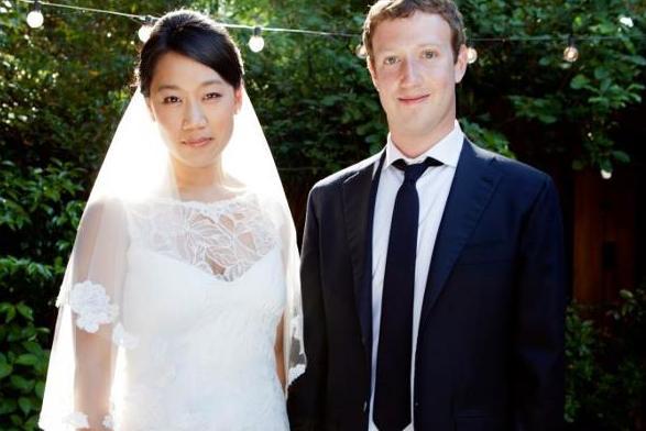 Mark and Priscilla Wedding Photo