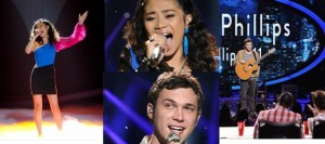 Jessica and Phillip American Idol Season 11