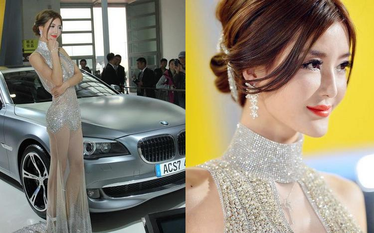 Li Ying Zhi Beijing Auto Show 2012