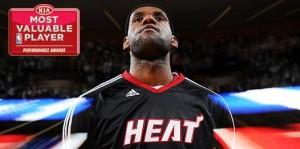 KIA NBA MVP 2012