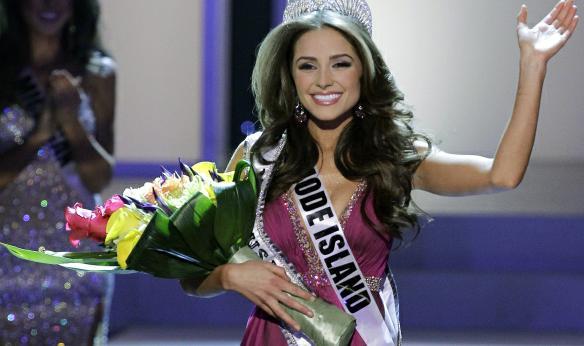 Miss USA Olivia Culpo