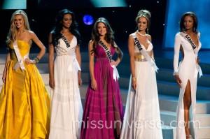 2012 Miss USA Winners