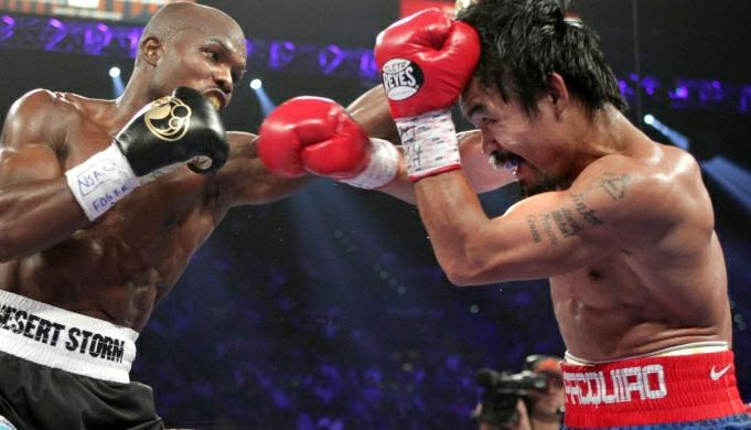 Pacquiao vs Bradley