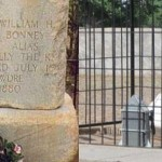 Legendary Billy the Kid Grave Vandalized