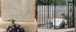 Legendary Billy the Kid Grave Vandalized