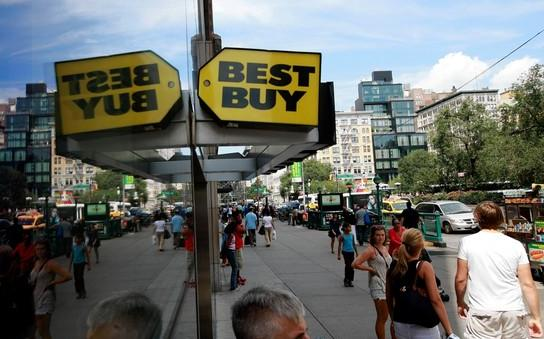 Best Buy opens the online price match program
