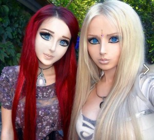 Real-Life Human Anime and Barbie Doll