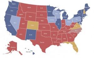 Presidential polls: Obama vs Romney