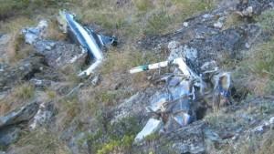 Hughes 500 crash