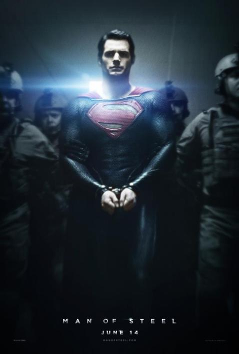 Superman in Shackles