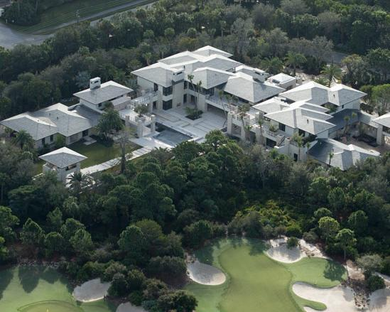 Michael Jordan's New Mansion: $12.4 million Mansion in Florida