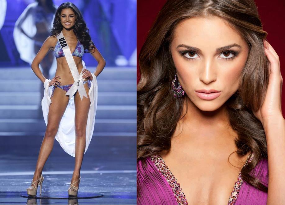 Miss Universe 2012 Miss USA Olivia Culpo