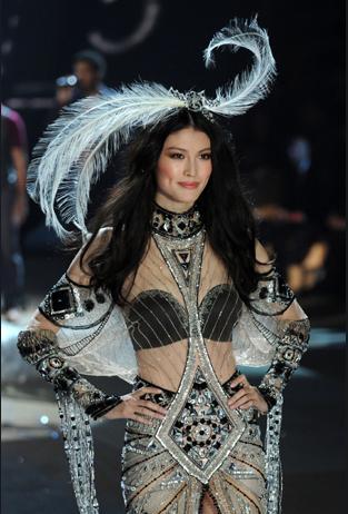Victoria's Secret 2012 Model
