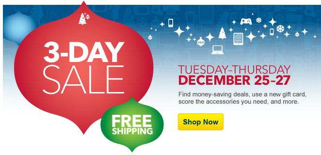Best Buy Tablet Christmas Sale
