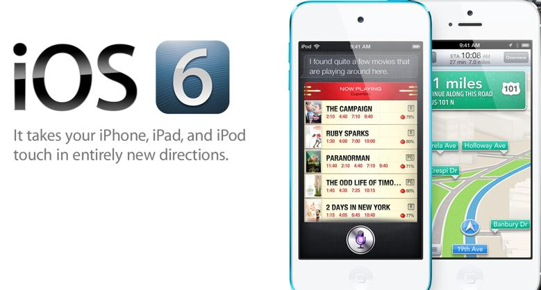 5 new Apple products coming in 2013 iOS 7