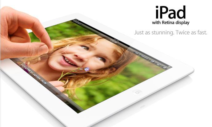 5 new Apple products coming in 2013 iPad mini with Retina display