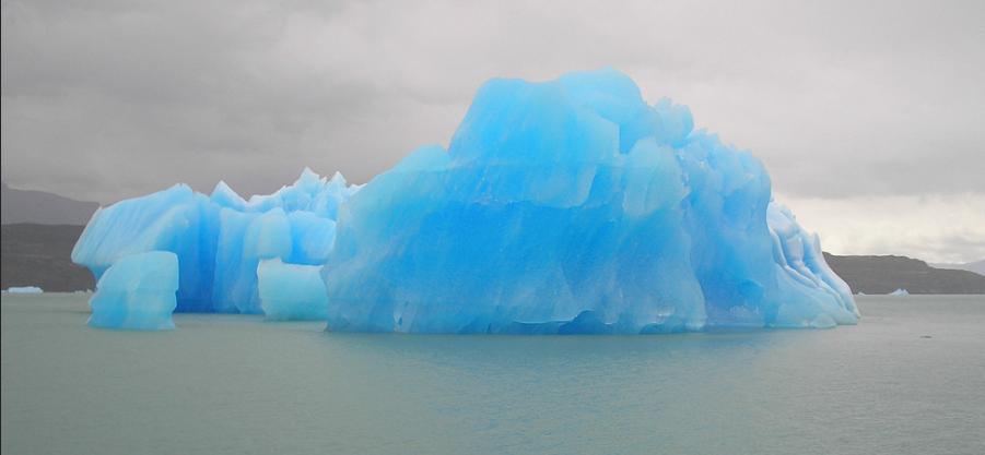 Blue Iceberg photo