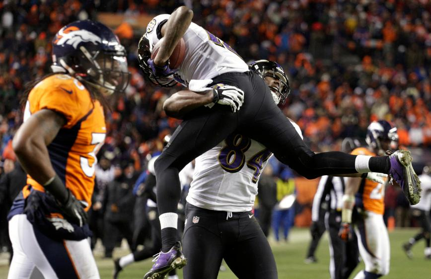 NFL playoffs Baltimore Ravens vs Denver Broncos Goes Double Overtime