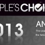 People's Choice Awards 2013: Complete Winners List (Video)