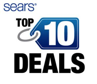 Sears Winter Sale 2013, Top 10 Deals