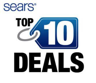 Sears Winter Sale 2013, Top 10 Deals
