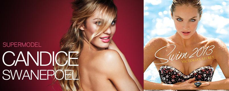 Victoria's Secret Swim Cover Model 2013 Candice Swanepoel