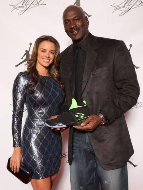Michael Jordan marries model Yvette Prieto. Image Credit Yvette Prieto Facebook