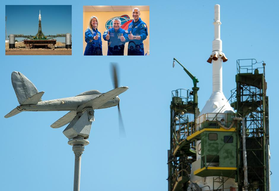 Expedition 36 Soyuz Countdown