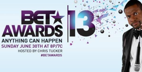 2013 BET Awards Winners