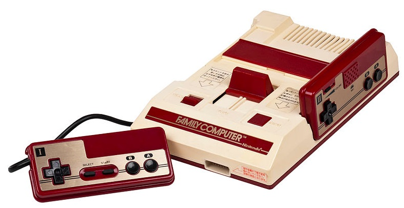 Family Computer, NES, Famicom, Hiroshi Yamauchi, Nintendo Entertainment System