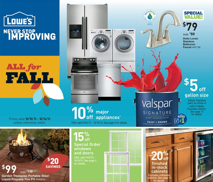 Captivating Columbus Day Sales 2013, Columbus Day Sale 2013, Lowes Columbus Day Sales  2013,