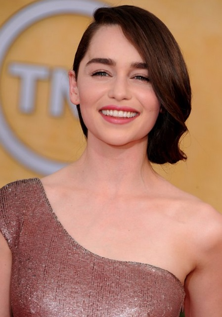 Emilia Clarke name Most Desirable Woman