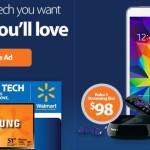 Walmart, Walmart gadget sale, walmart price rollback, Walmart Apple deals, Smartphone trade in, tablet trade in, Walmart sale