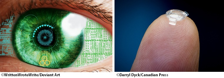 bionic eye, bionic lens, perfect vision, human eye, bionic eye ability, Dr. Garth Webb, bionic eye surgery