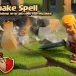 Clash of Clans Summer Update, Earthquake Spell, Poison Spell, Haste Spell, COC summer update, COC maintenance break, dragon level 5, COC updates, COC new spells, Supercell