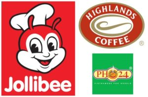 Jollibee, Pho 24, IPO, Highlands Coffee, Stock Market, Jollibee IPO, Superfoods, Tony Tan Caktiong, Thai Phi Diep, public offering
